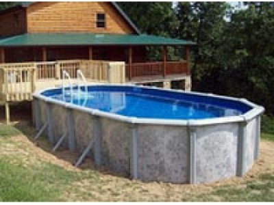 Cборные бассейны Atlantic Pools Esprit - Serenada 3.66x5.49x1,32 (овальный)